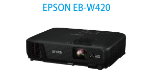 エプソン EB-W420