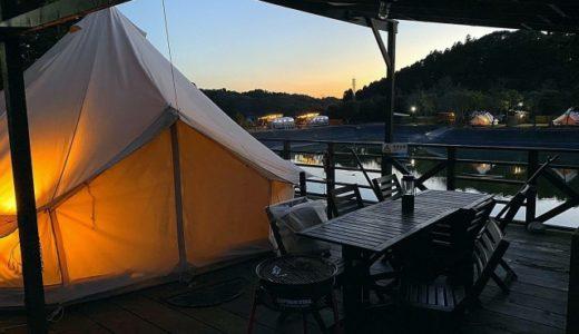 憧れの高級テントのレンタルサービス